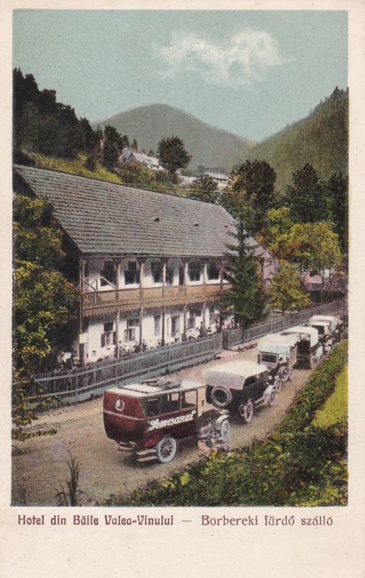 Valea Vinului, stațiune europeană